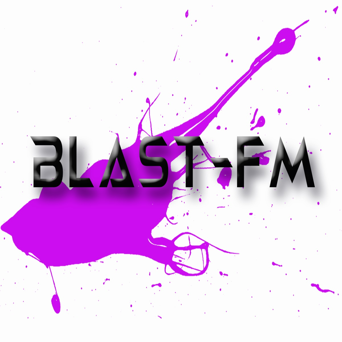 BlastFM Ltd Internet Radio Stations Logo