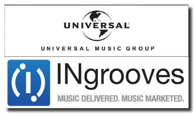 Universal Music Group Ingrooves