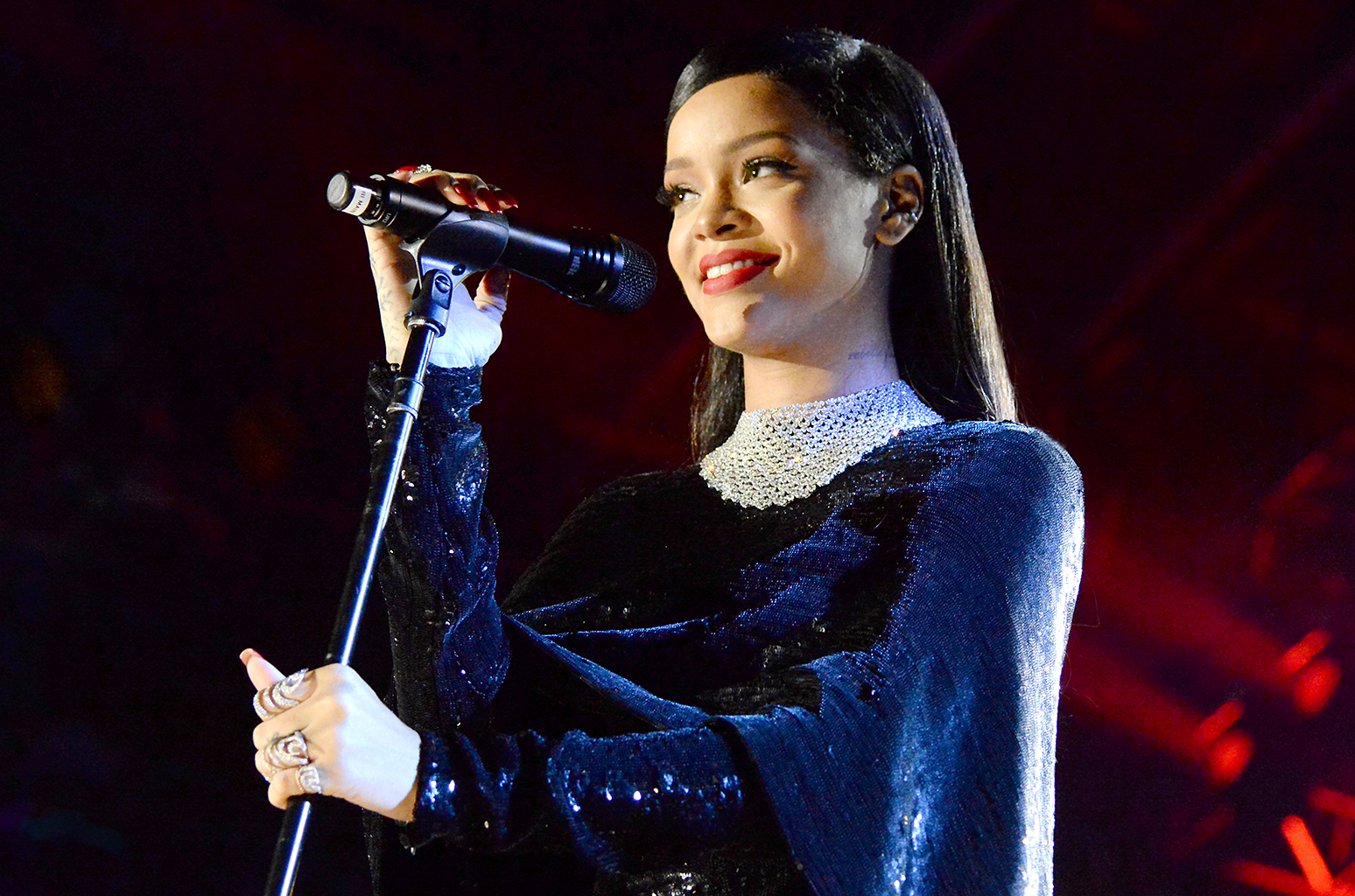 Calvin Harris & Rihanna's 'This Is What You Came For' Gets '80s Power Ballad Redo   Billboard