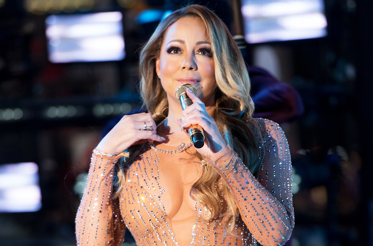 Mariah Carey Speaks Out on New Year's Eve Lip Sync Mishap: I Was 'Mortified' | Billboard