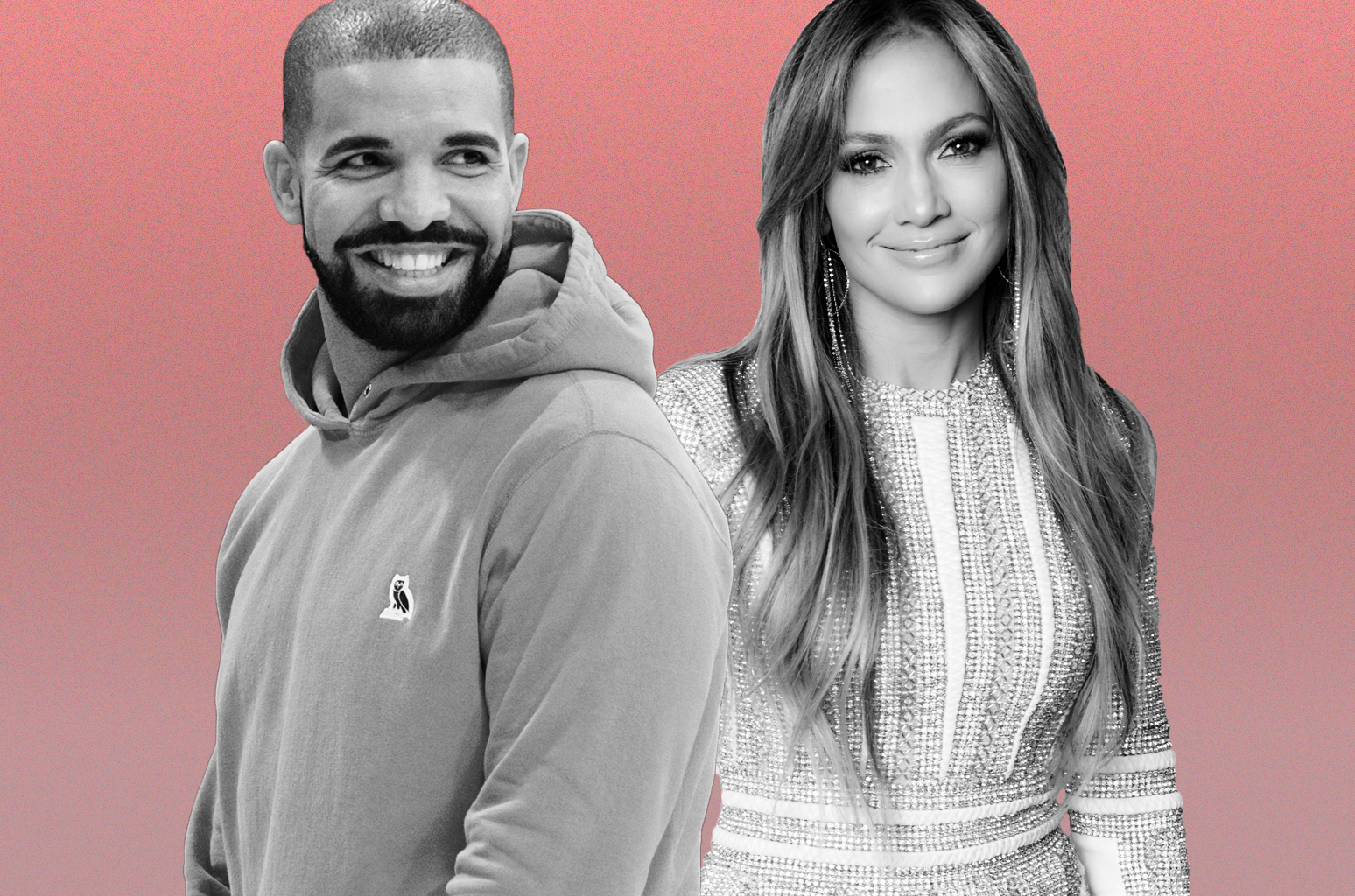 Jennifer Lopez Working on New Music with Drake, Takes in Rapper's New Year's Eve Show in Las Vegas | Billboard