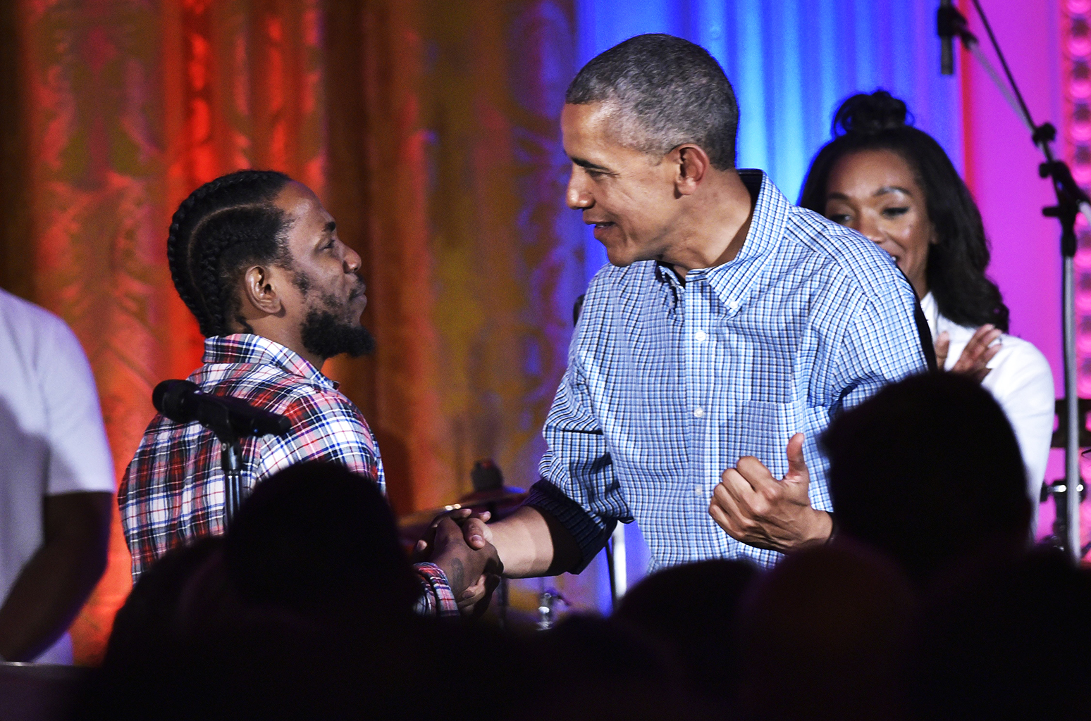Hip-Hop Stars Say Goodbye to President Obama | Billboard