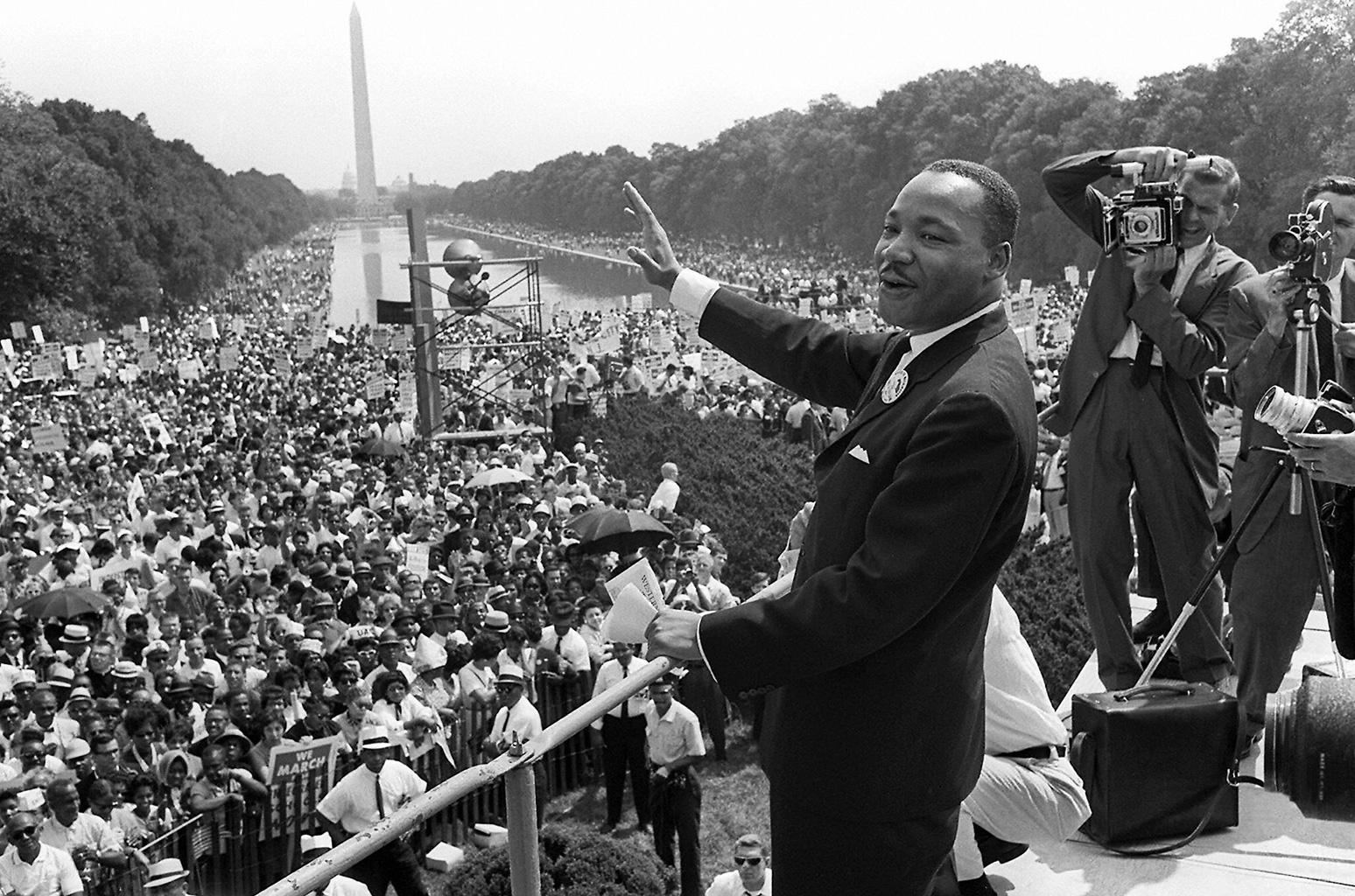 Martin Luther King Jr. Day 2017: Music Stars Celebrate   Billboard
