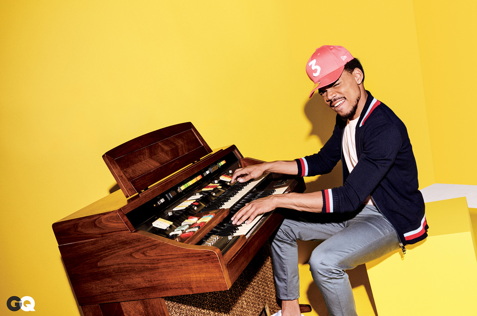 Chance The Rapper's 'GQ' Interview: Talks Kanye West & Donald Trump Presidency | Billboard