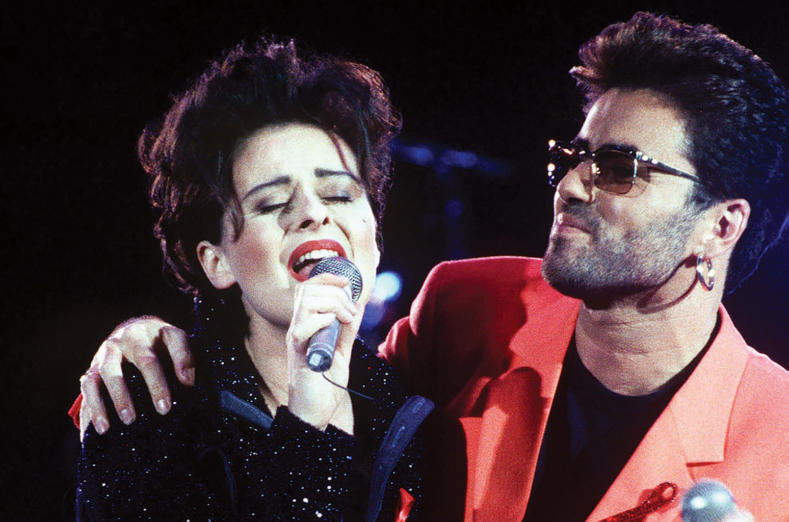 Remembering George Michael: Lisa Stansfield Shares Memories of Singing With Him at Freddie Mercury Tribute Concert | Billboard