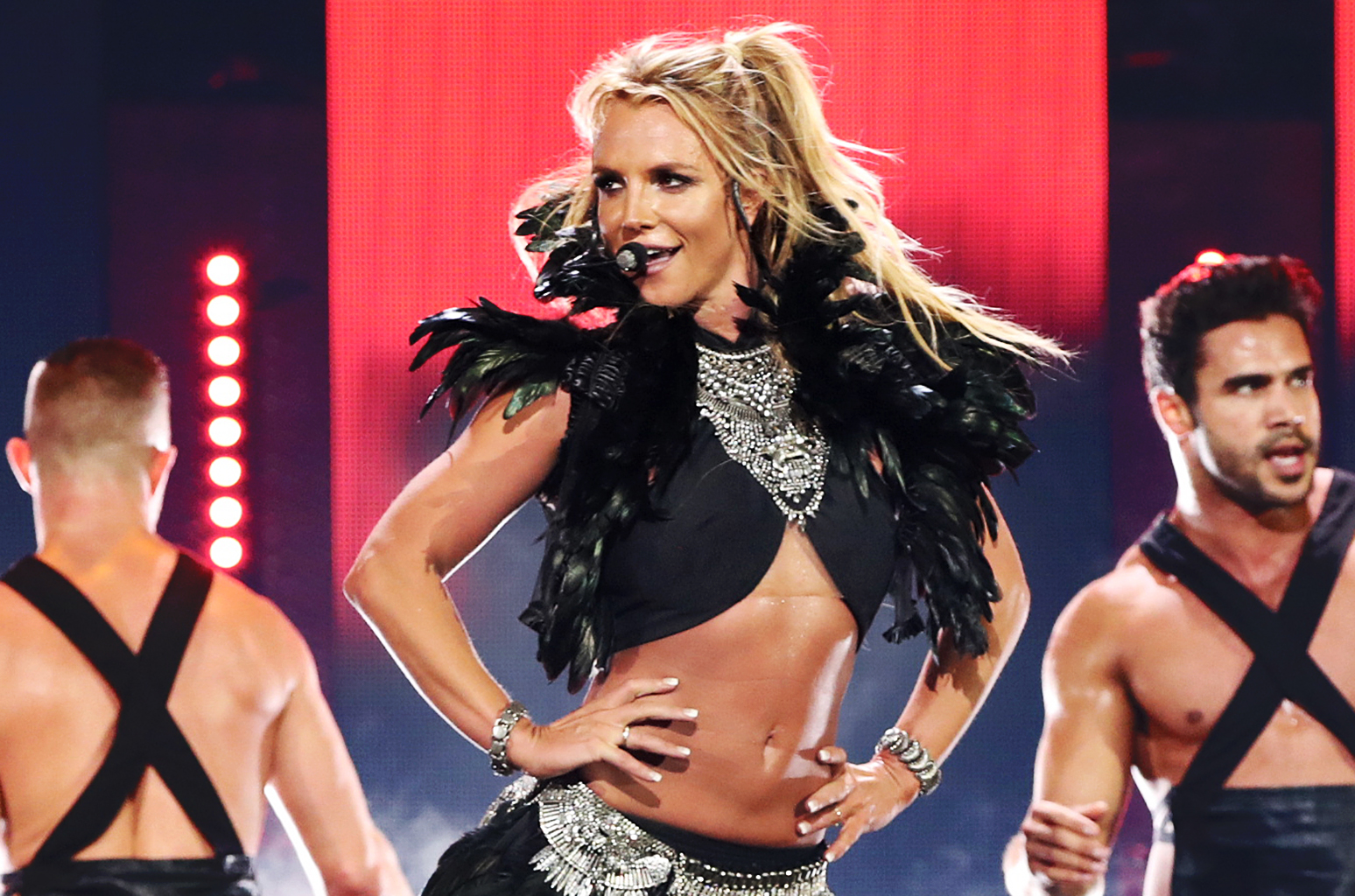 Britney Spears' Piece of Me Show Tops $100 Million in Ticket Sales | Billboard