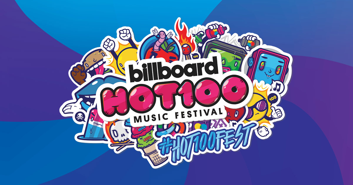 Billboard Hot 100 Music Festival 2017 | August 19-20 Jones Beach, NY