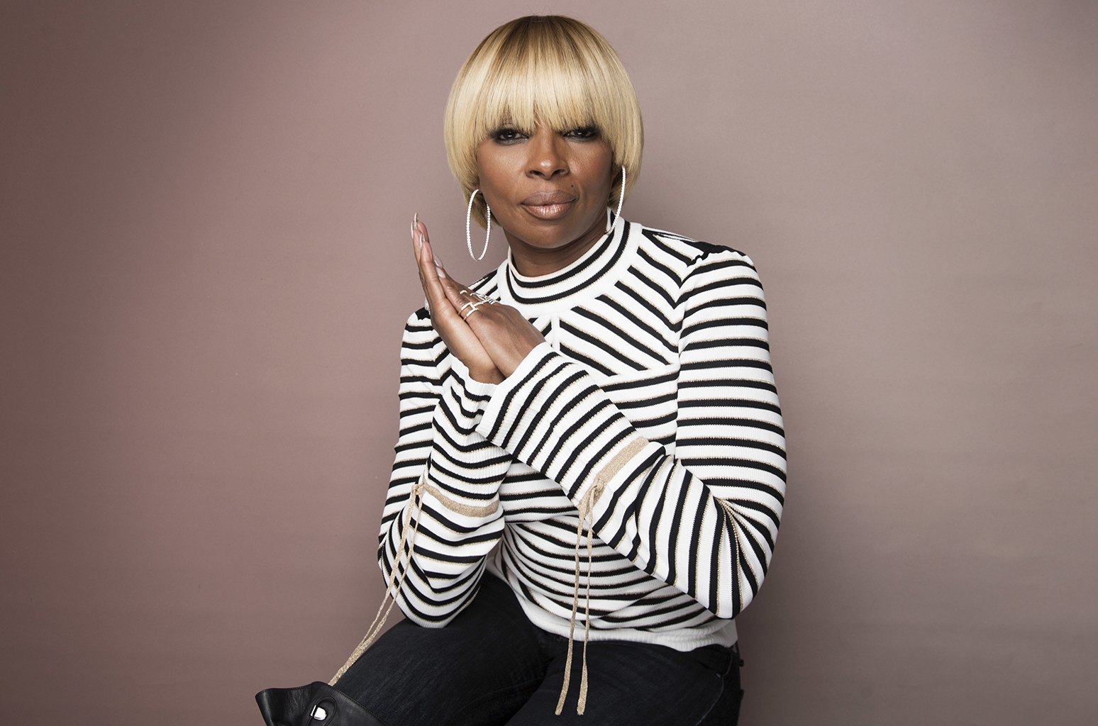 Mary J. Blige on VH1's 'Dear Mama': Mother's Day Special Adds Singer | Billboard