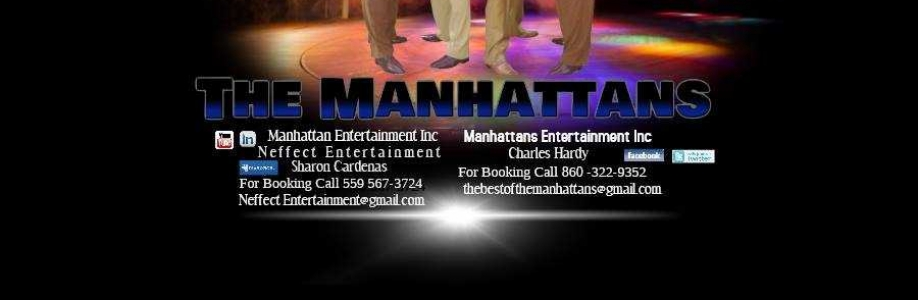 The Manhattans Cover Image