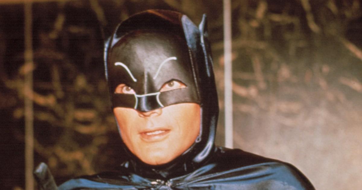 Adam West, TV's 'Batman,' Dead at 88 - Rolling Stone