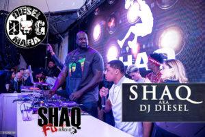 Shaq Fu Radio DJ's | Shaq Fu Radio