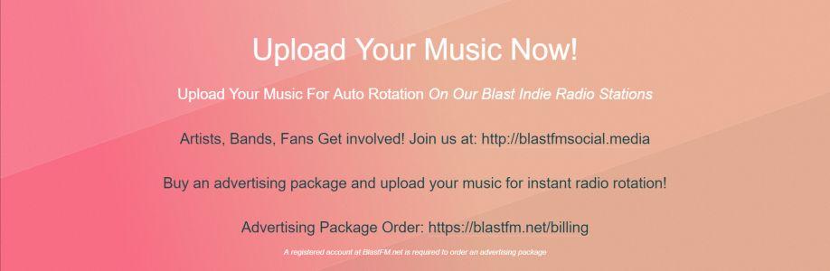 Blast Indie Radio Station Cover Image