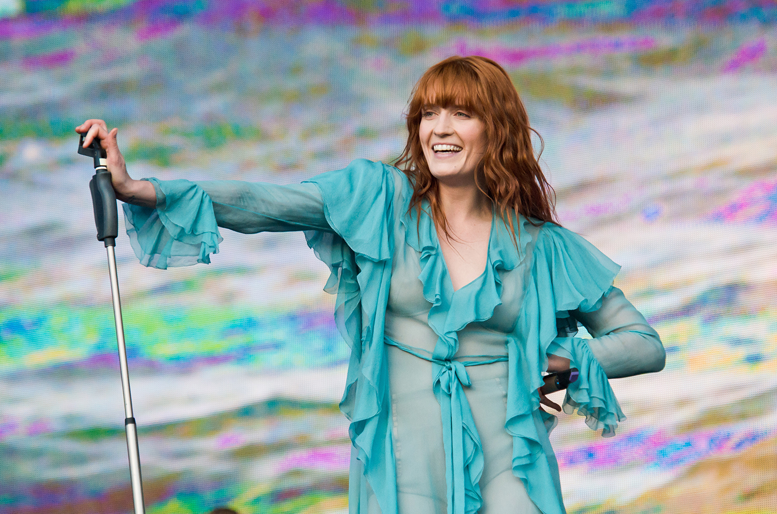 David Bowie 'Heroes' Documentary: Florence Welch Hosts BBC Special for Album's 40th Anniversary | Billboard