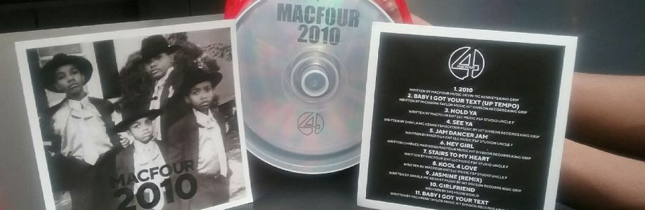MAC FOUR ENT MC KENNEY Cover Image