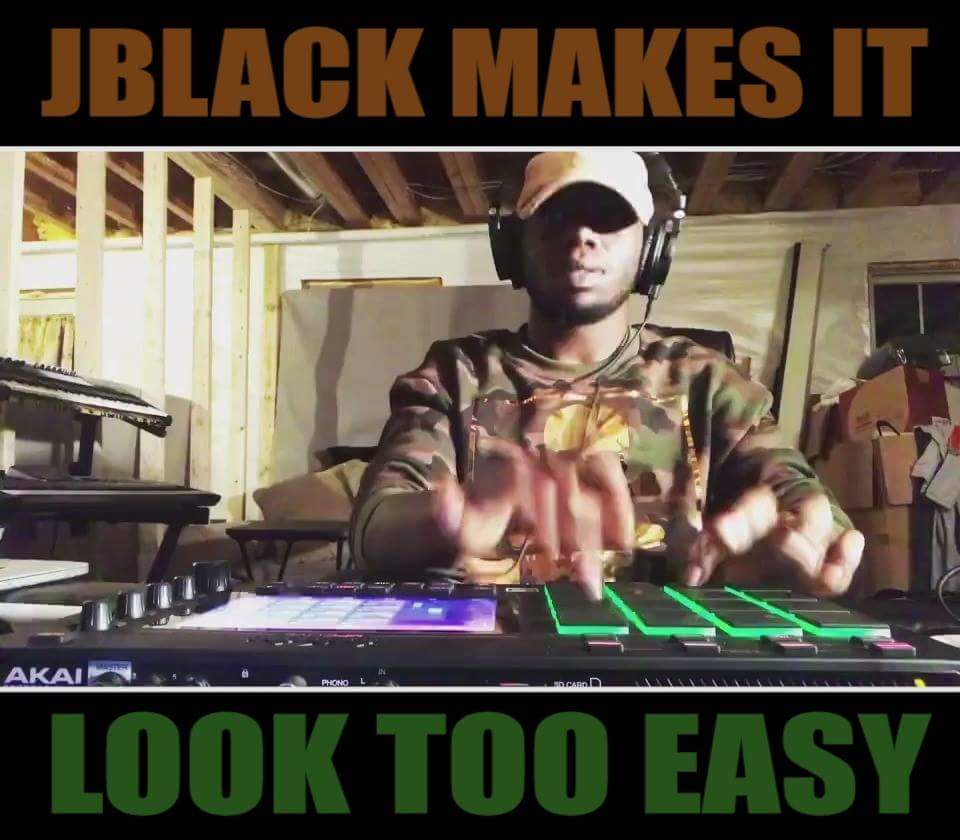 Like & Follow Peep GAME Artist: Jblack