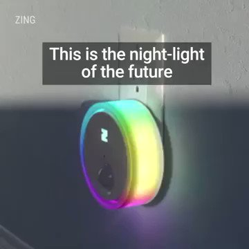 """Evan Kirstel on Twitter: """"The future of the night light looks bright #ces #ces2018 #IoT https://t.co/inG8A3GBbE"""""""