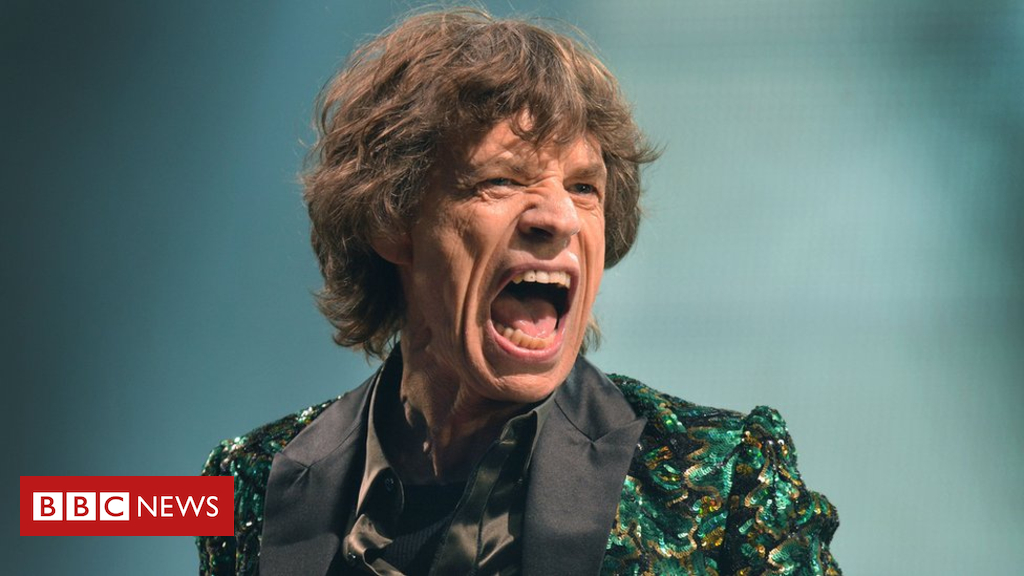 Rolling Stones to tour UK in 2018 - BBC News