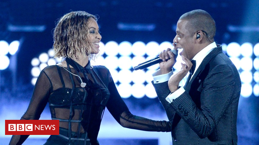 Beyonce and Jay-Z fans think there could be a joint tour on the way - BBC News
