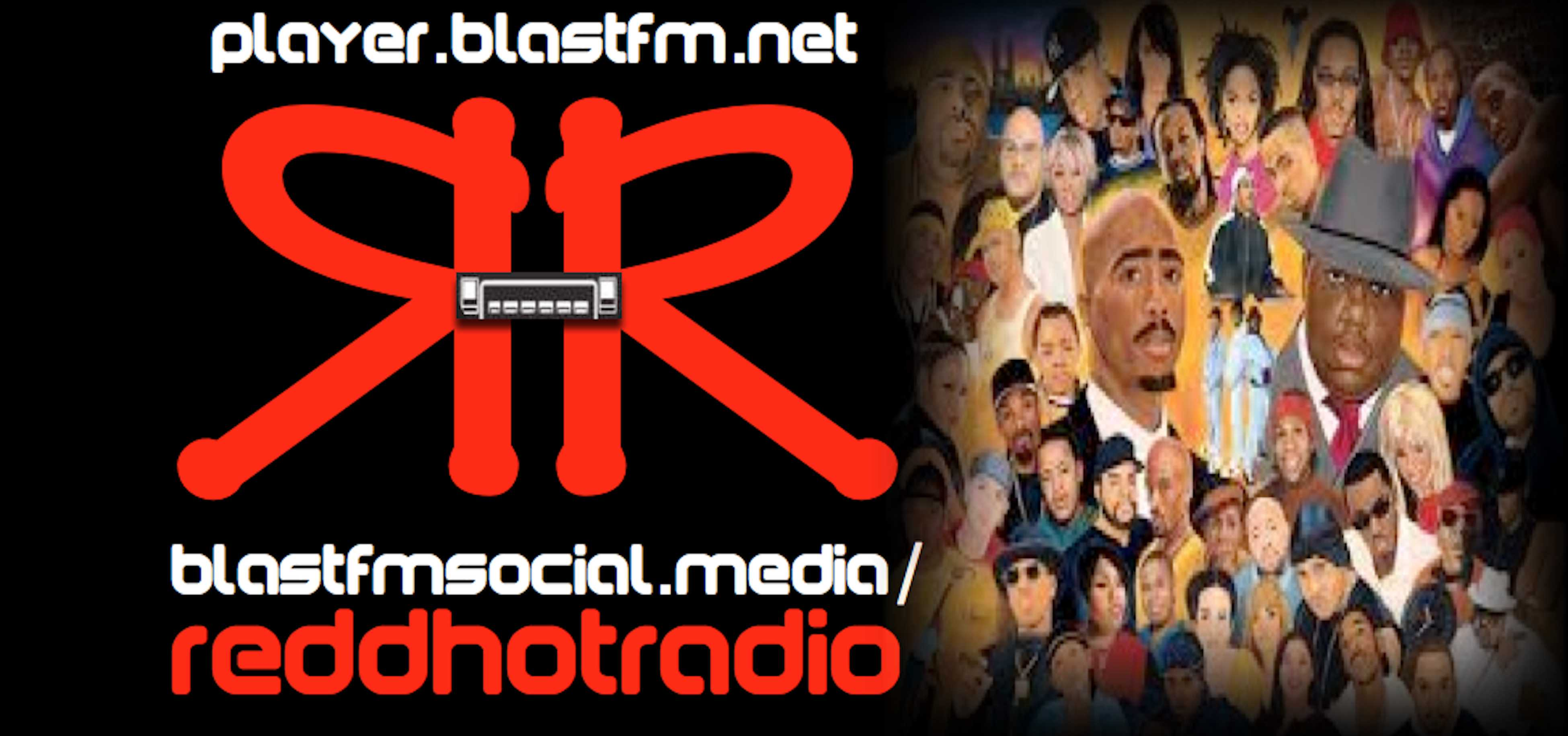 Redd Hot Radio