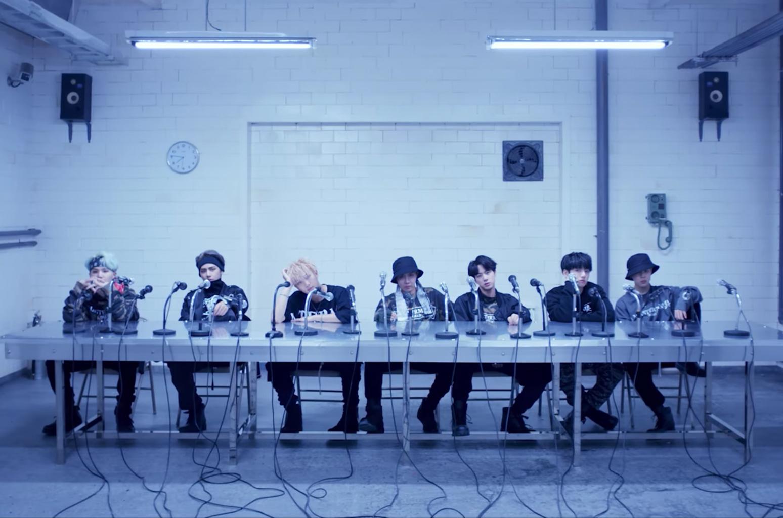 BTS 'Mic Drop' Remix Certified Gold by RIAA | Billboard