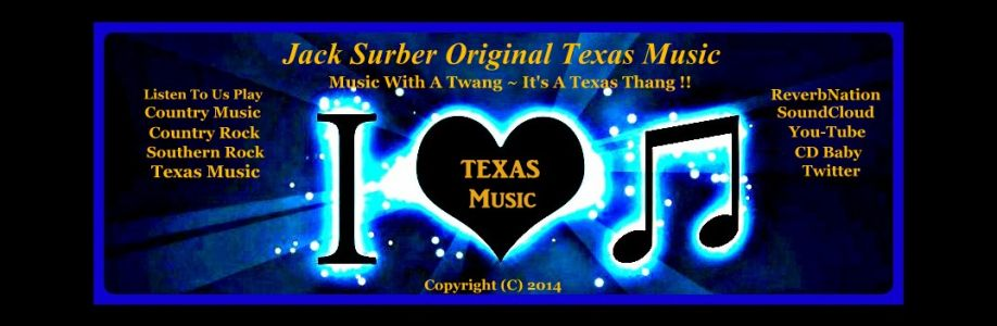 Jack Surber Original Texas Music Cover Image