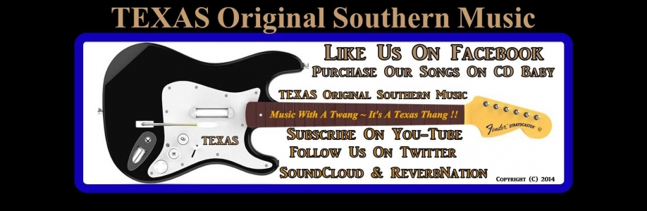 Texas Original Southern Music Cover Image