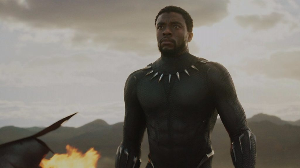 Black Panther film: 'Game-changing' movie takes $1bn - BBC News