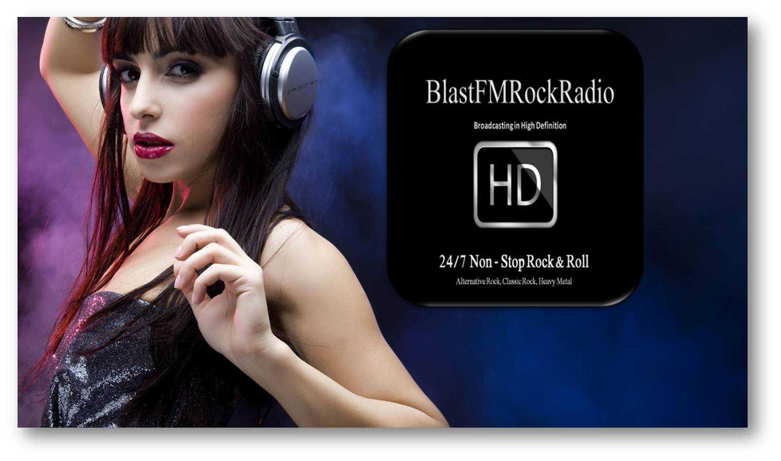 BlastFMRockRadio