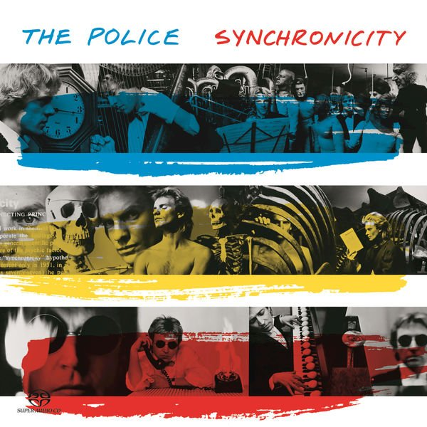"TM On Music on Twitter: ""Today is the 35th anniversary of THE POLICE's acclaimed fifth and final studio album!#ThePolice #Synchronicity #Album #Anniversary #OnThisDay#EveryBreathYouTake #KingOfPain #WrappedAroundYourFinger#MusicHistory #Today #OTD@RadioKC @LizzJustLizz @L6HJH @EdmondCrabtree… https://t.co/0cnoUlUvlN"""