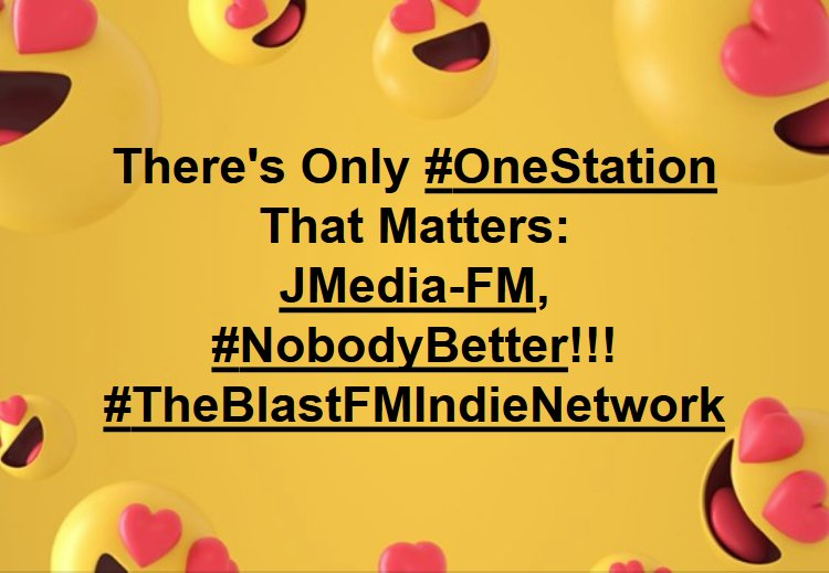 """JMediaFMRadio on Twitter: """"We're Not Just Talking About It, We Are About It.... @JMediaMusicGRP… """""""