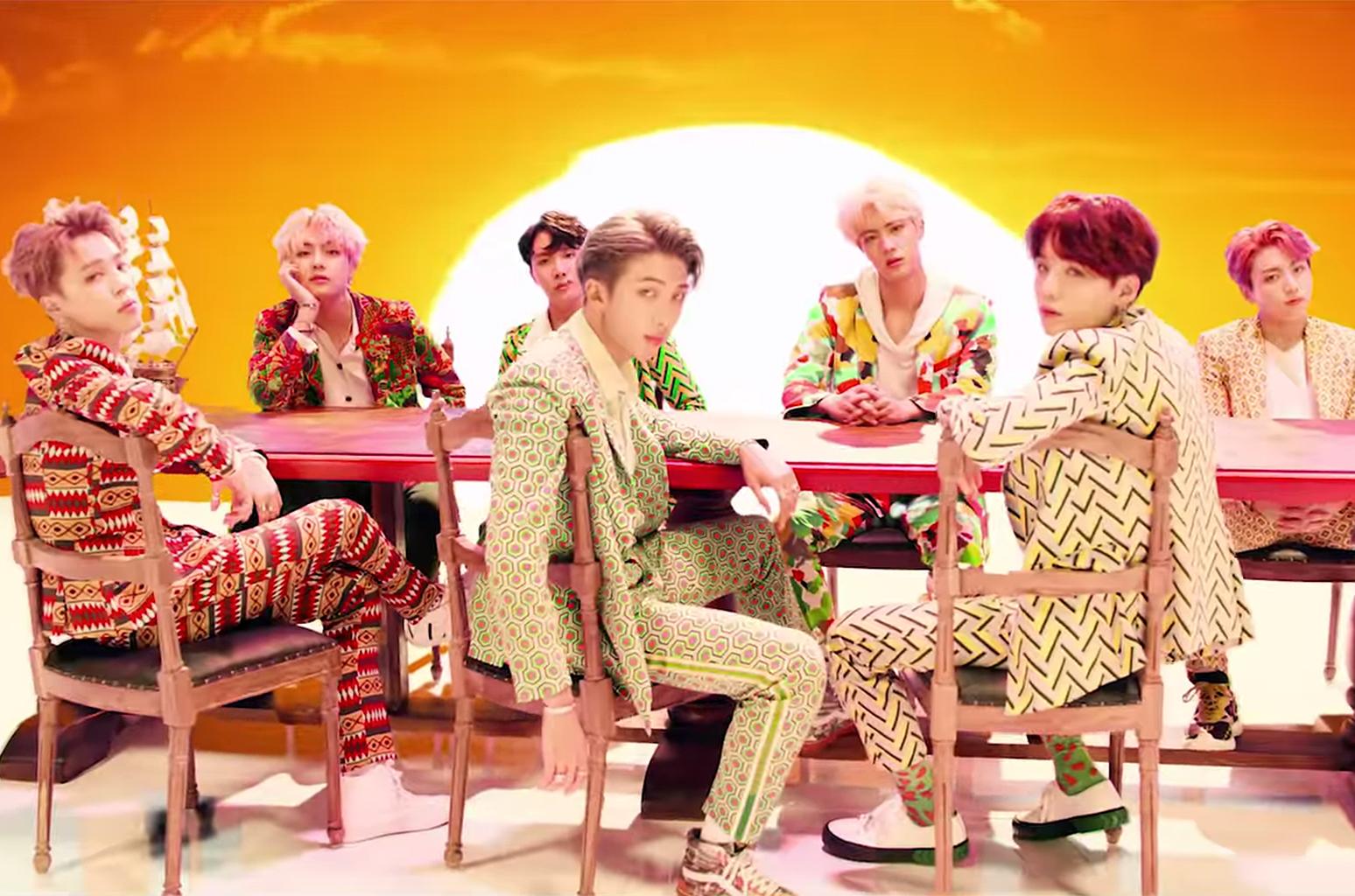 BTS' 'Idol' Music Video is Fastest to Reach 100M Views In 2018 | Billboard