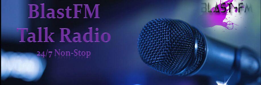 BlastFM Talk Radio Cover Image