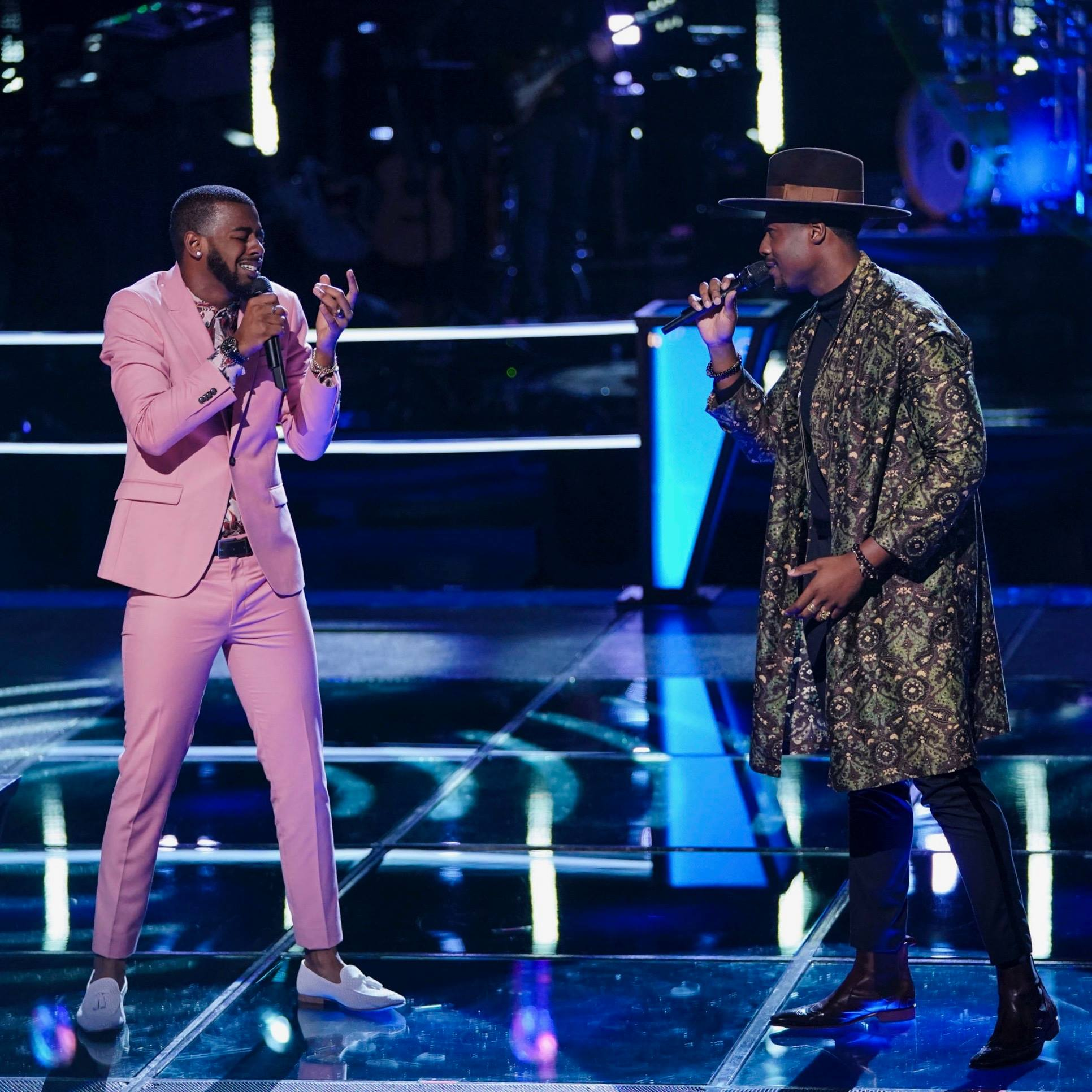 The Voice - LEAKED: Tyshawn Colquitt vs. Zaxai Battle | Facebook