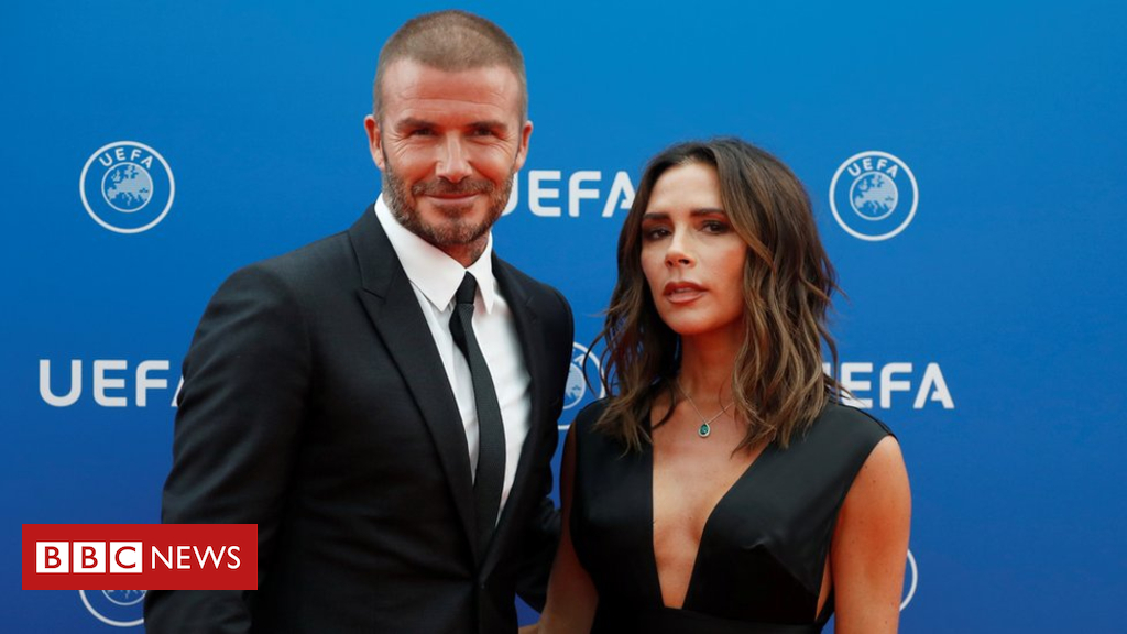 David Beckham admits marriage 'hard work' - BBC News