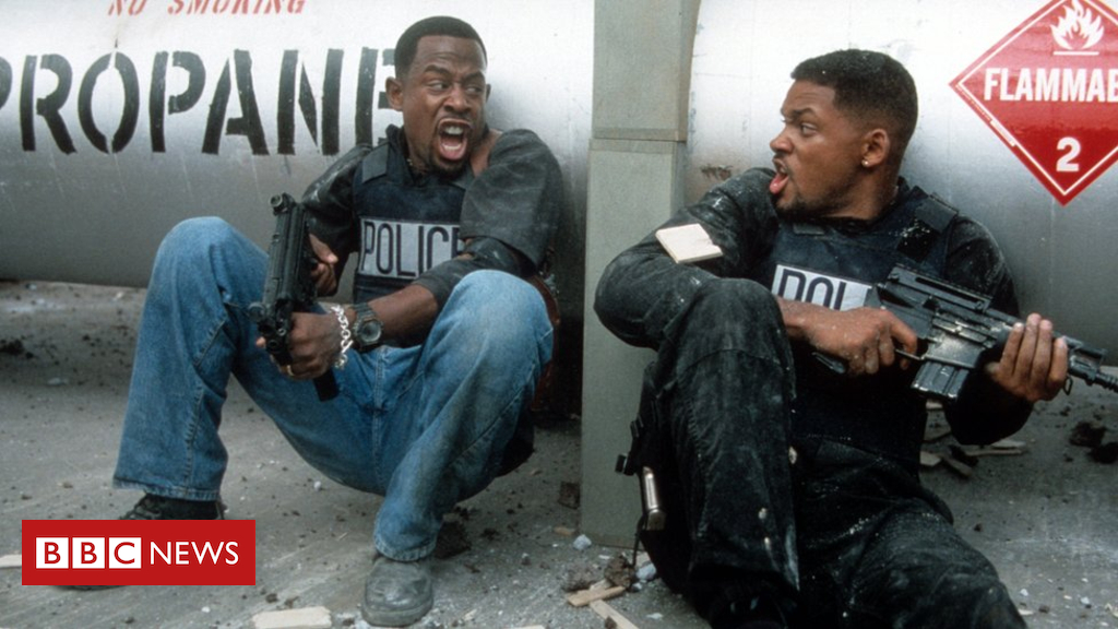 Will Smith says Bad Boys 3 is 'official' - BBC News