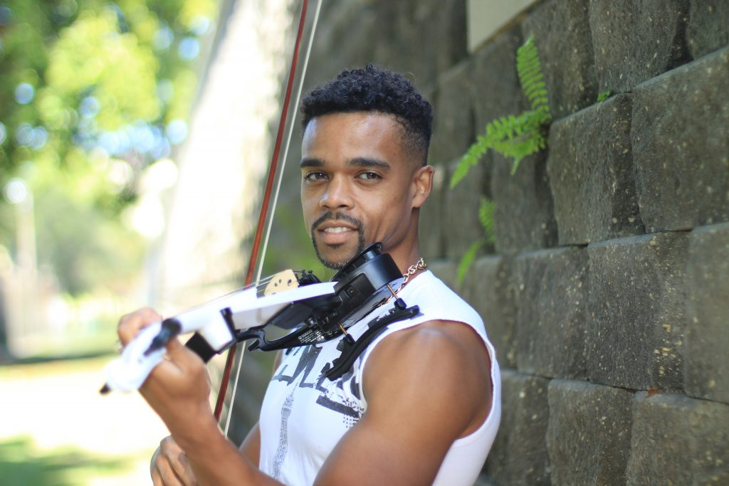 "Pop/Jazz/Hip-Hop/Virtuoso Violinist Gareth Johnson Releases Highly Anticipated New Single ""Straight Gangster"" - The Hollywood Digest"