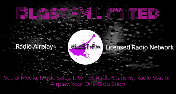 BlastFM Limited Radio Station Network For Exclusive Licensed Radio Airplay