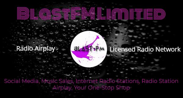 BlastFM Limited Artist Radio Spins Chart