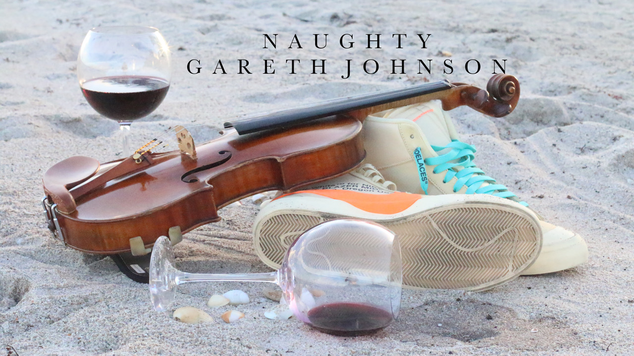 "Pop/Jazz/Hip-Hop/Virtuoso Violinist Gareth Johnson is releasing his highly anticipated new single ""Naughty"" On Friday November 8th, 2019. - The Hollywood Digest"