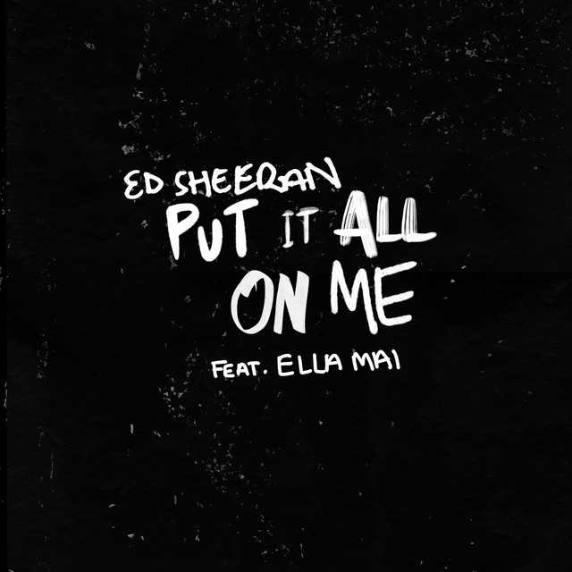 "TRV Countdown Video of the Day - Ed Sheeran ""Put It All On Me"" featuring Ella Mai - TRV Countdown"