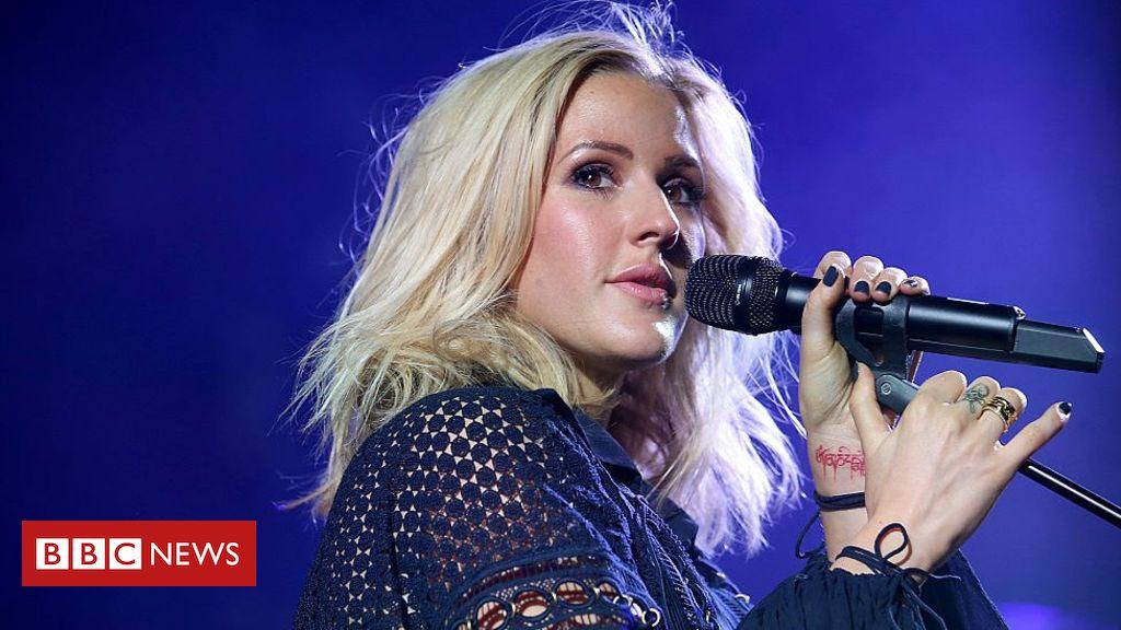 Ellie Goulding: 'I was unprepared for fame' - BBC News
