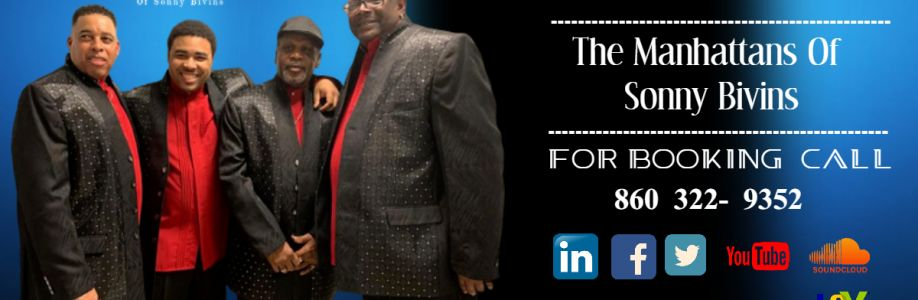 The Manhattans OF SONNY BIVINS Cover Image